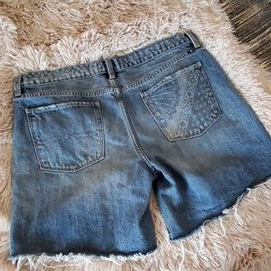 """Lucky brand """"the roll up"""" Jean shorts"""